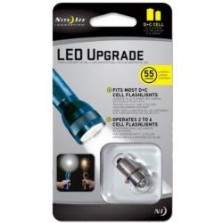L.E.D Upgrade 55 lumens...
